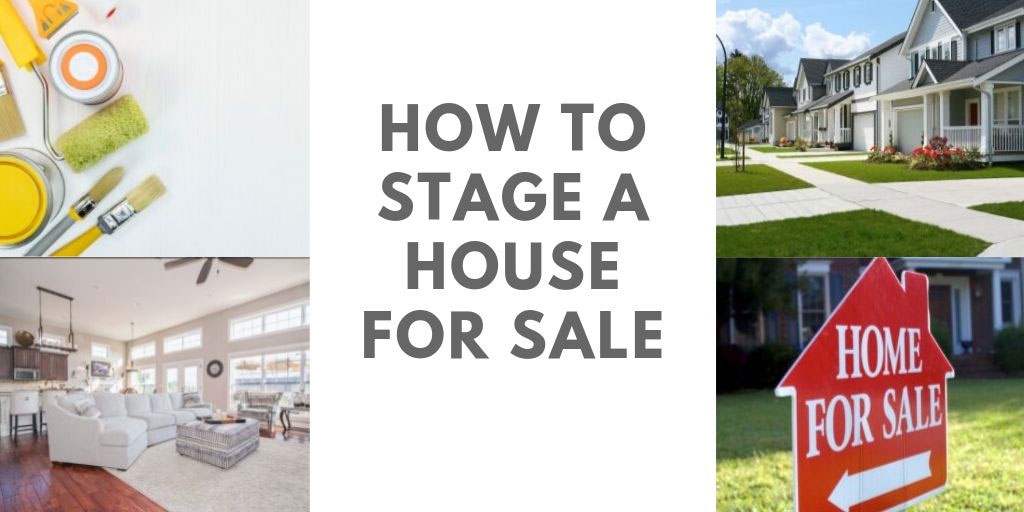 How To Stage A House For Sale
